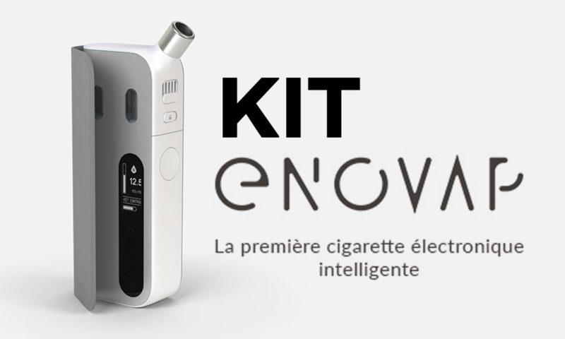 Test: la cigarette électronique tient son modèle smart!